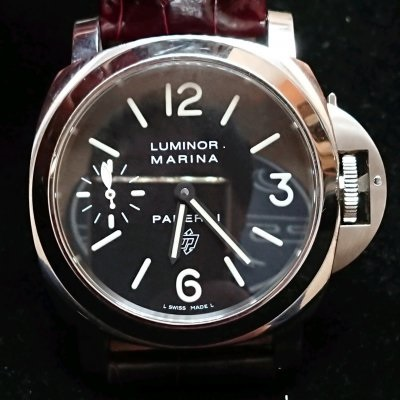 二手 PANERAI PAM00005 Luminor Marina