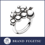 二手 GEORG JENSEN MOONLIGHT GRAPES 戒指