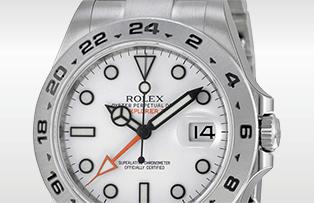 勞力士 ROLEX EXPLORER 2 216570指南