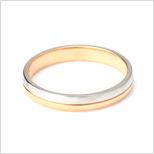 二手 pt900 K18 戒指