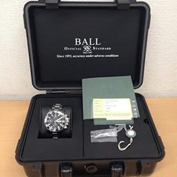 二手 手錶 BALL WATCH ENGINEER HYDROCARBON DC3026A-SCJ-BK