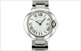 二手CARTIER 卡地亞 BALLON BLEU腕錶收購