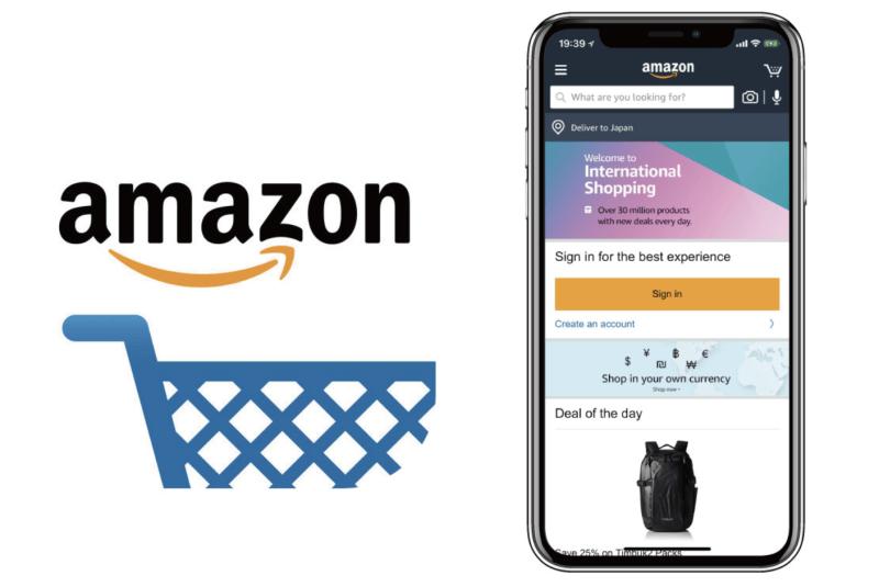 Amazonアプリ 決済