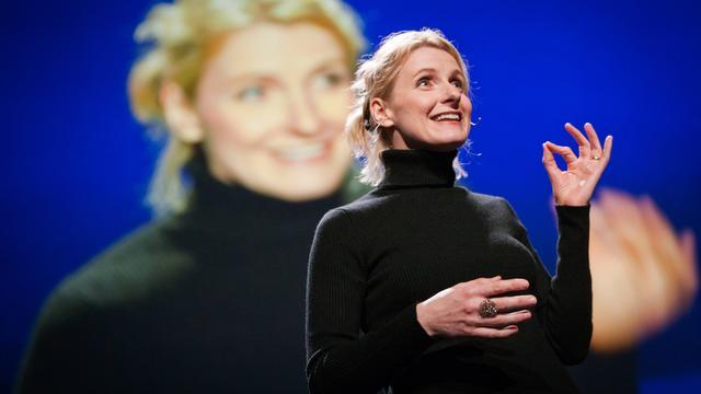 Your elusive creative genius by Elizabeth Gilbert