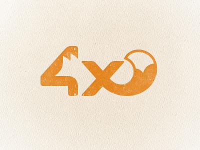 4x (fox) logo by Igor Garybaldi