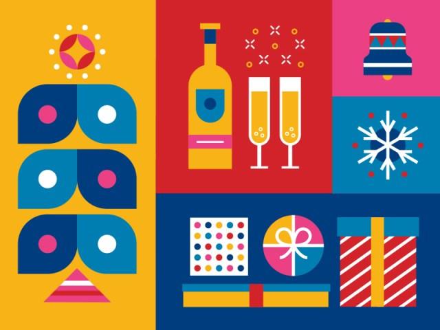 Holidays by Benjamin Garner