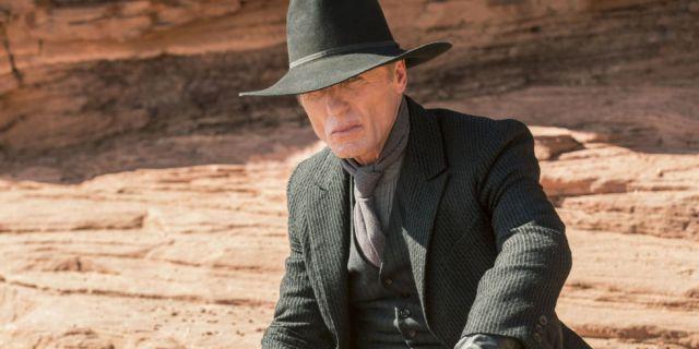 Westworld, the Man in Black