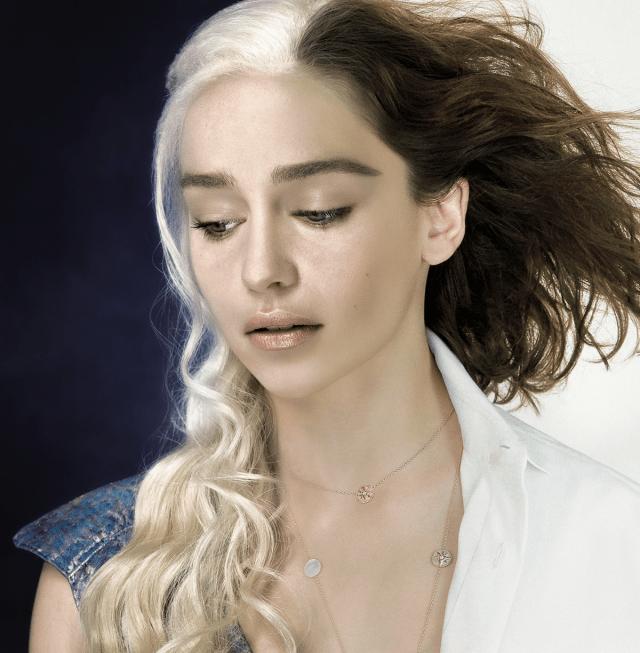 Daenerys Targaryen (Khaleesi) / Emilia Clarke