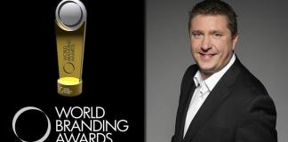 David Croft to host the World Branding Awards
