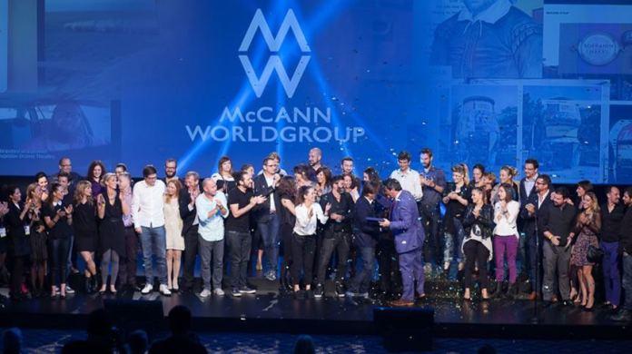 McCann Golden Drum Awards