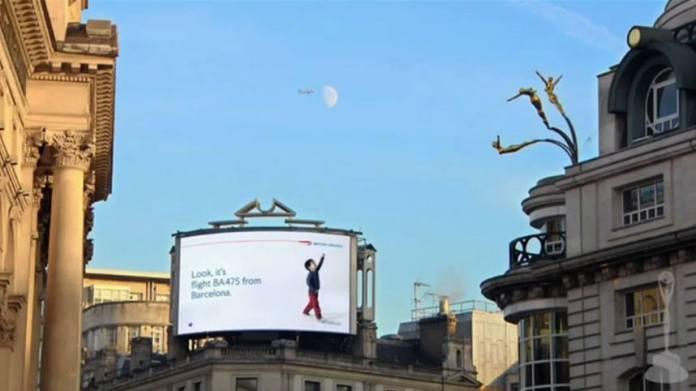 Ogilvy & Mather British Airways campaign