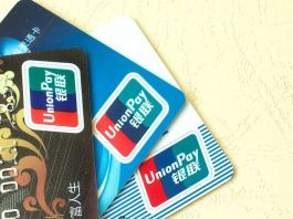 China UnionPay Cards
