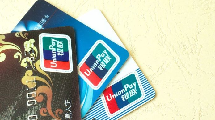 China UnionPay Cards