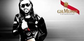 MUMM David Guetta