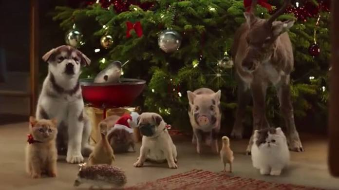 United Biscuits Christmas Campaign