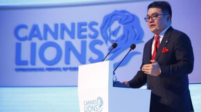 Tencent's SY Lau named Cannes Lions Media Person of the Year