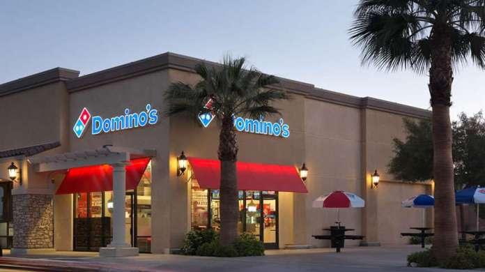 Dominos Store Las Vegas