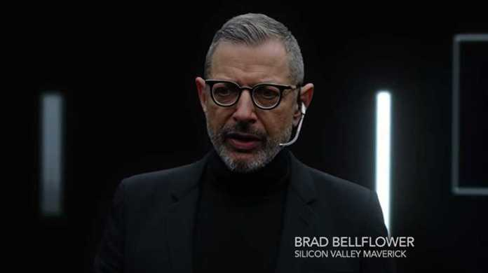 Apartments.com commercial starring Jeff Goldblum