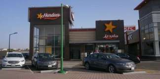 Hardee's Middle East