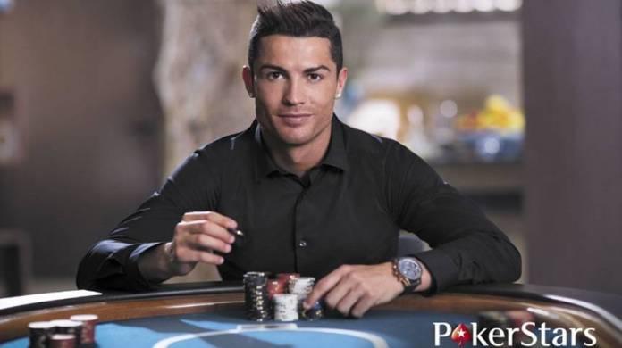 Cristiano Ronaldo PokerStars brand ambassador
