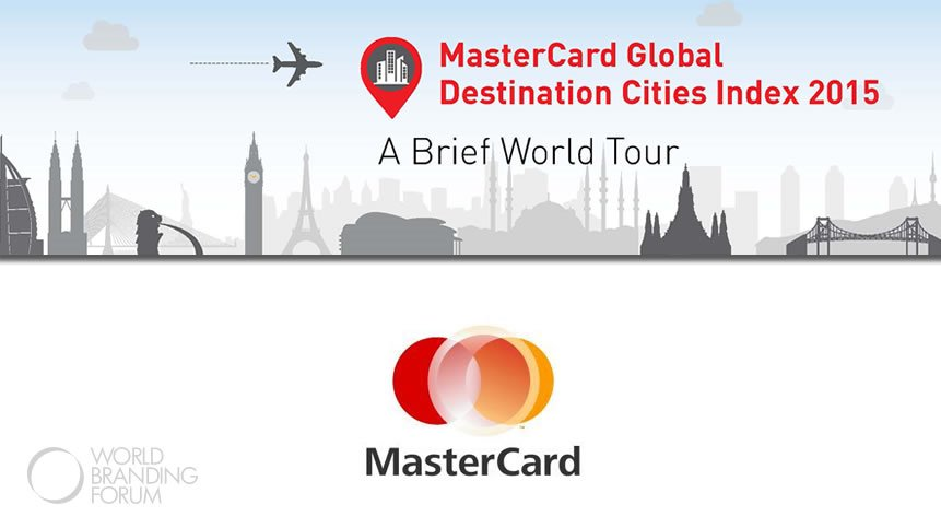 London Retains Crown in 2015 MasterCard Global Destinations