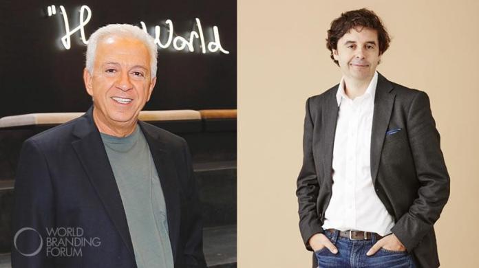 Guess Paul Marciano & Victor Herrero