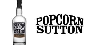 Popcorn Sutton new identity design