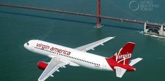 Virgin America SF