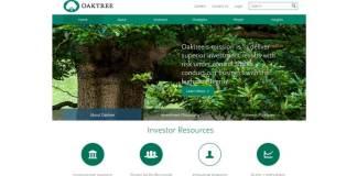 Oaktree Website