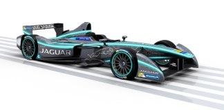 Jaguar FIA