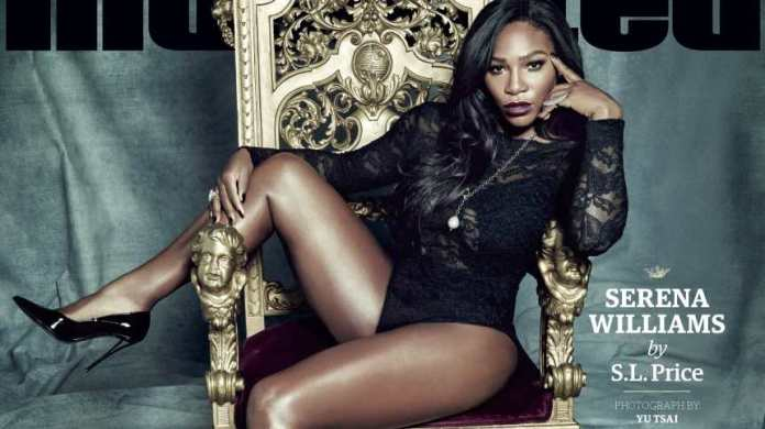 Serena Williams SI