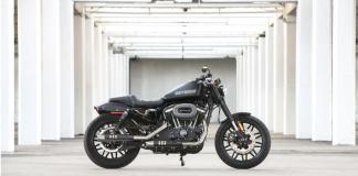 Harley-Davidson Dark Custom Roadster