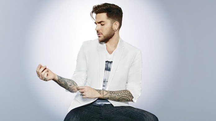 Macys Adam Lambert American Icons