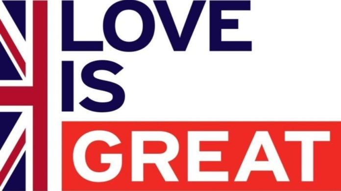 VisitBritain Love is Great