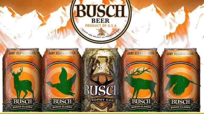 busch hunting season