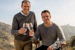 Matt Damon & Gary White