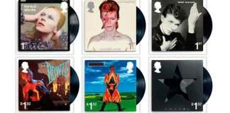 Royal Mail David Bowie