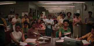 Hidden Figures women scene