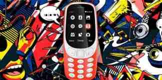 nokia redesigned 3310