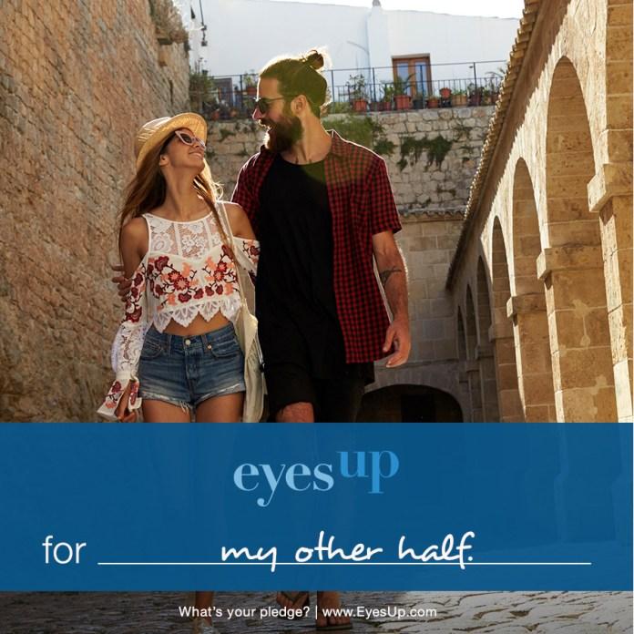 The EyesUp Pledge by Murad Skincare.