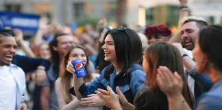 Pepsi With Kendall Jenner