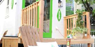 nestea tiny house