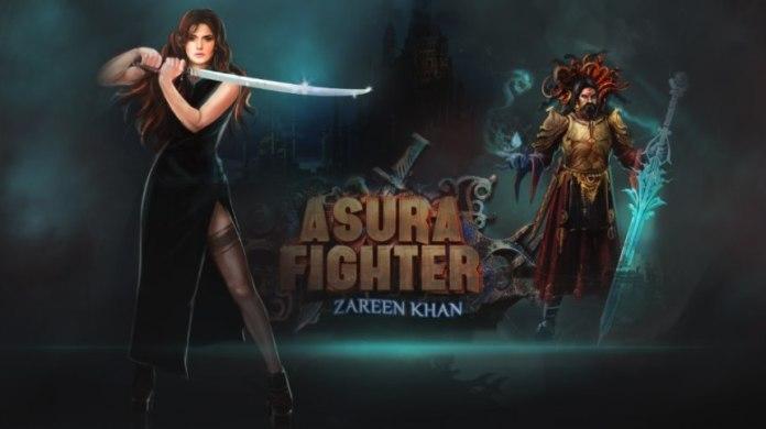 flixy games zareen khan