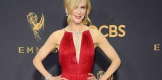Nicole Kidman Wears Platinum Jewelry to the Emmys