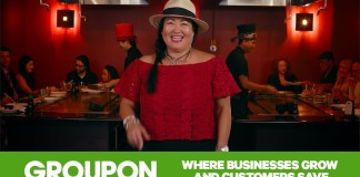 Groupon Launches Ad Campaign Highlighting Growth of Small Businesses