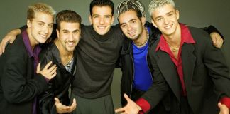 NSYNC and Epic Rights Launch New Line of Branded Merchandise