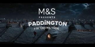 Marks and Spencer Presents 'Paddington And the Christmas