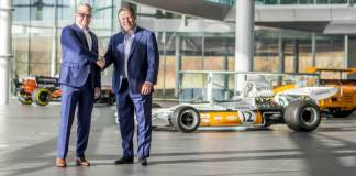 Airgain Partners with McLaren Technology Group