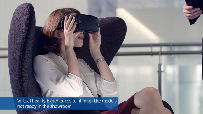 Car-Buying Reimagined with HARMAN and Samsung SDS