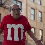 M&M'S Spokescandy Becomes Danny DeVito in Latest Ad